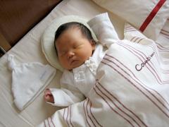 我が娘誕生